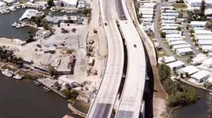 US 41/SR 45 Hachett Creek BridgeVenice, Florida
