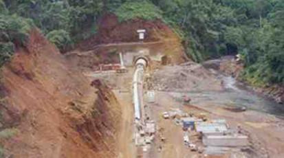 Umiray Angat Tunnel Philippines