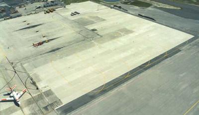 Fuel Farm & Aircraft Apronat US Coast Guard StationOpa Locka, Florida