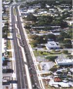 Reconstrucción de la Autopista estatal 688 Largo, Florida