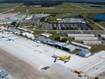 OSIA, Plataforma de pista Suroeste, BP-1, Sanford, FL